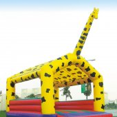 IC012 Giraffe fun bounce